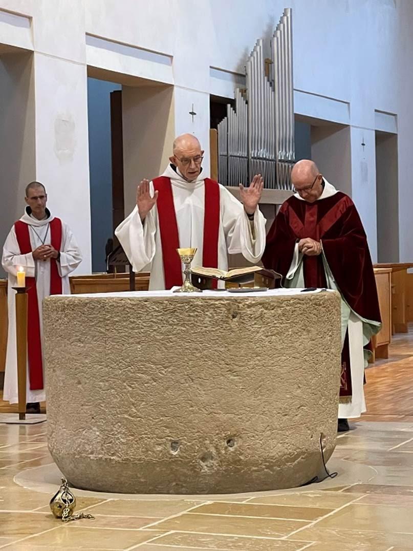 L'Abbaye de Cîteaux a un nouveau Père Abbé