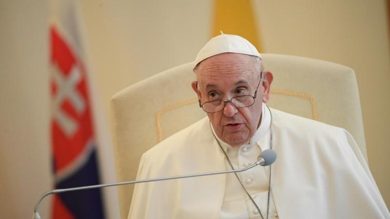 """Pape François: """"Il est difficile d'exiger une Europe davantage fécondée par l'Évangile sans se préoccuper du fait que nous sommes encore divisés entre nous """""""