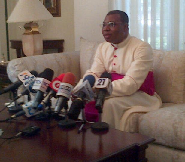 Mgr Dieudonné Datonou nommé nonce apostolique au Burundi